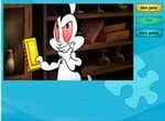 Пазл: Кролик-вампир Банникула