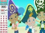 Джейк и пираты Нетландии в поиске цифр