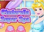 Принцесса Золушка: Супер СПА