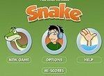 Приключения змейки в лесу