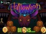 Побег с вечеринки Хэллоуина