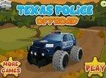 Внедорожник полиции Техаса