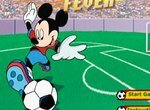 Дисней: Микки Маус играет в футбол