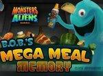 Монстры против пришельцев: Еда для Б.О.Б.а