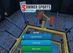 Летние виды спорта: Прыжки в воду 3D