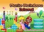 Марио и Пич на радужном острове