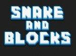 Змейка и блоки с цифрами