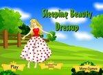 Спящая красавица Аврора: Одевалка