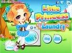 Стирка: Грязная одежда маленькой принцессы