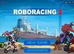 Робот-трансформер уничтожает врагов
