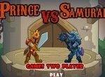 Братья рыцари против самурая