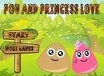 Поу и принцесса: Приключения влюбленных