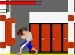 Бокс: Тренировка с грушей