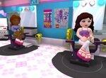 Лего Френдс для девочек: Салон красоты