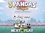 3 панды 3: В Японии