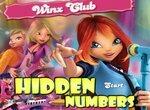 Винкс: Найди спрятавшиеся цифры