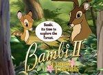 Бэмби 2: Поиск друзей в лесу