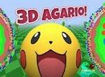 Агарио 3Д на зеленом поле