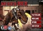 Приключения динозавра Рекса в Мексике