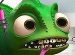 Хамелеон Паскаль у зубного доктора