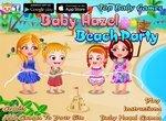 Малышка Хейзел: Вечеринка на пляже
