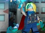 Лего: Тор спасает город