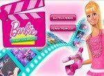 Барби монтирует видеоролики