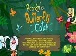 Бренди и Мистер Вискерс: Поймай бабочек