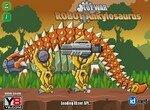 Роботы динозавры в роли гладиаторов