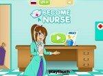 Стань лучшей медсестрой в больнице