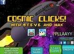 Космический кликер со Стивом и Максом