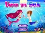 Русалки: Подводный поцелуй