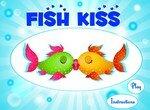 Поцелуй влюбленных рыбок