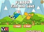 Время приключений: Летающие Финн и Джейк
