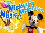 Музыкальная машина Микки Мауса