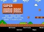 Супер Марио брос денди 1985