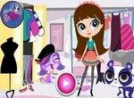 Маленький зоомагазин: Одевалка девочки Блайс