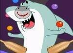 Пинбол с безумной акулой