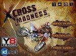 Безумная гонка на мотоциклах X-cross