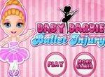 Малышка Барби: Балетная травма