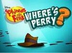 Финес и Ферб: Перри пропал