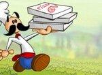 Папа Луи: Когда пиццы нападают