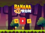 Бег обезьянки за бананами