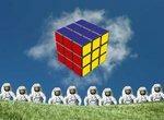 Головоломка: Собери кубик Рубика