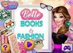 Принцессы Бэлль любит книги и наряды