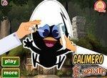Уход за глазами цыпленка Калимеро