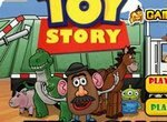 История игрушек: Вуди на грузовике