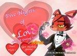5 ночей с Фредди или 5 ночей любви