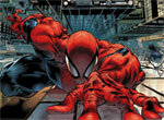 Человек-паук в действии