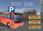 Вождение автобуса по городу 3D